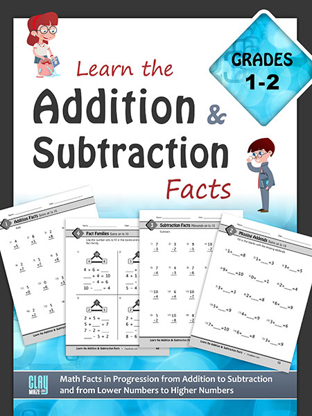 Addition and Subtraction Facts Workbook
