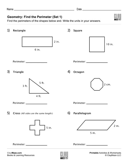 geometry perimeter