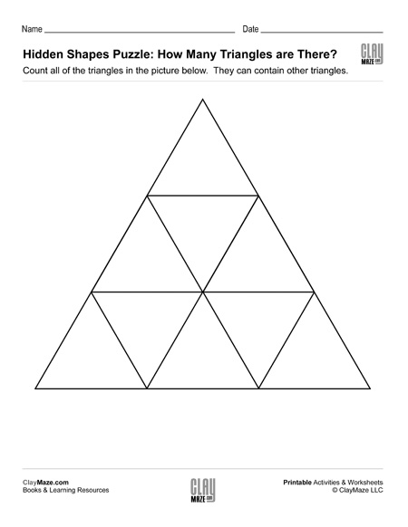 count the triangles