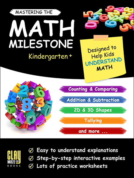Kindergarten Math Book
